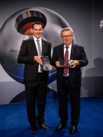 ГК fischer отмечена German Sustainability Award!